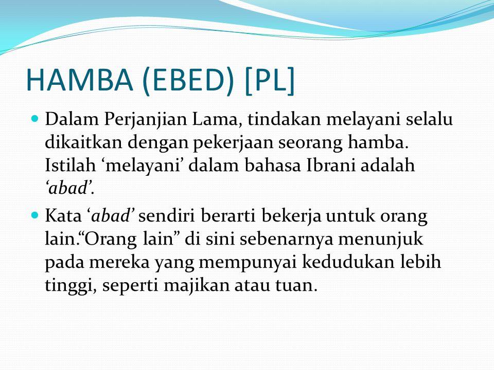 HAMBA (EBED) [PL]